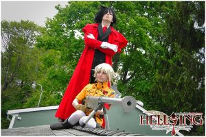 Hellsing: Under My Command by Maxieyi