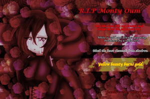 R.I.P. Monty Oum by Fennix-Cat
