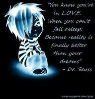 Dr. Suess Quotes by deathwish021