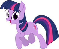 Vector - Earth Pony Twilight by SketchMCreations