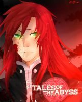 Request: Asch the Bloody by 4ii4-tan