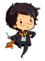 Harry Potter for Trowicia by Popo-Licious