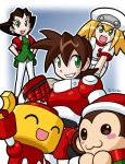 a Legends Xmas by rongs1234
