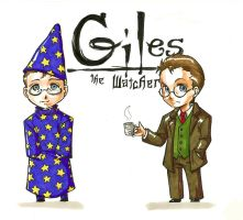 Giles Chibis for Kat by JKL17