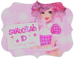 Sakucitah ID: My Sexy World by sakucitah