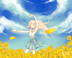 CE: In a Field of Flowers~ by Aoi-Azami