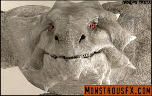 MonstrousFX - Cool 3D Creatures by monstrousFX