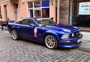 Mustang on steroids by Lew-GTR