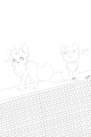 Collab with twizzy (lines) by Casuallyironicknight