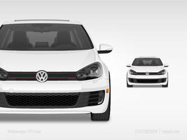 Icon-Volkswagen GTI by hehedavid