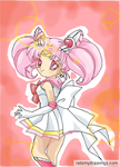chibimoon colored by kanogt