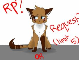 Rp or Request? (TWG only No requests left!!) by SerenityKitsune