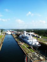 panama canal. by mluvgp