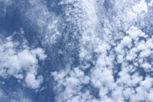 cloudy sky texture 02 by LupulSinguratic