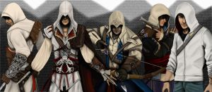 Assassin's Creed by ChimeraART