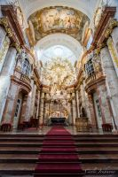 St Nicolas church by Cecilou-chan