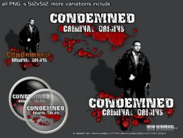 Condemned Criminal Origins by 3xhumed