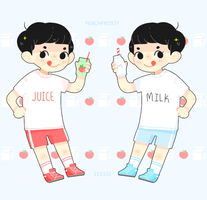Chanyeol Bday Countdown [2] Milk and Juice by Lolibeat