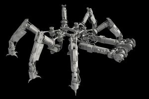 Mech by freeqstyler