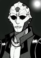 Thane Krios by TheFresco