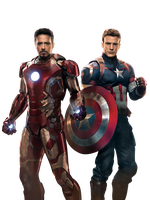 The Avengers: Age Of Ultron RENDER by fabioandre18