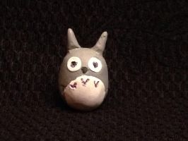 Totoro Charm by Midna627