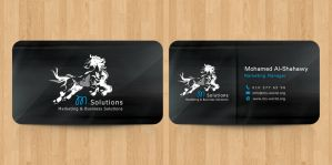 M.Solutions Card 3 by fewela