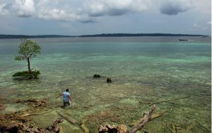 Manokwari Bay by EOSJunkie