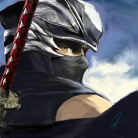 NINJA GAIDEN by chrysti1990