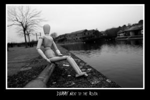 dummy near to the river by Kemao