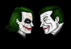 nicholson vs ledger by xphyrox