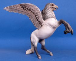 Hippogriff custom model Sculpt by wrelm