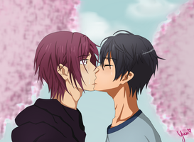 RinHaru: I need you. by MagicalStarlight