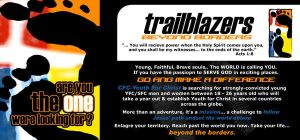 trailblazer flyer by eggay