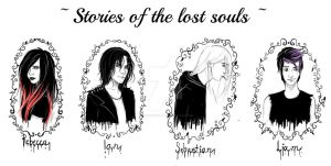 Stories of the lost souls by MissFreakyLuce