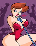 RED        classic sexyness by AnyaUribe
