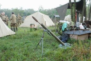 Russian Mortar by ROBOPOPE