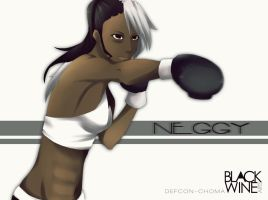 Neggy by TRANCE--fusion