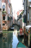 Streets of Venice 2 by DorianM