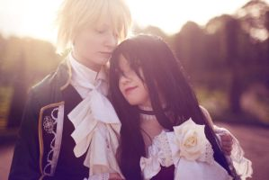 Pandora Hearts: My Love by KelevarCosplay
