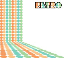 Dotted retro by simlik