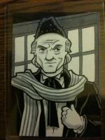The First Doctor by JoelRCarroll