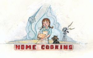 Home Cooking by miorats