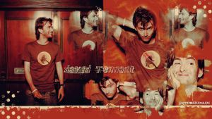 David Tennant wallpaper 2 by HappinessIsMusic