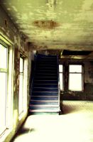 Lost staircase by thierry-eamon