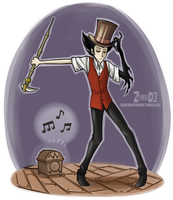 [Don't Starve] Dapper Dancer by ZombiDJ