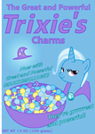 The Great and Powerful Trixie's Charms by namelesshero2222