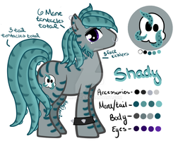 Tentacle pony Adopt 010 CLOSED by mea0113
