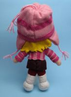 Edith (Despicable me) plush - back by tstelles