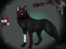 Black-out realismn by Xx0DemonWolf0xX